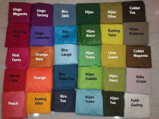 Motif sprei Anti Ompol cantik: Update 27-30 April 2015