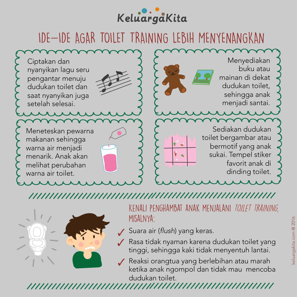 Toilet Training Menyenangkan