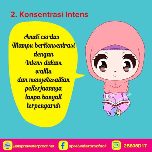 2.konsetrasi intens